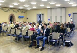 Privates Lernen - 25 Jahre Firmenjubiläum, 19. März 2016